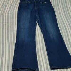 Denizen Modern Bootcut Jeans. Size 8
